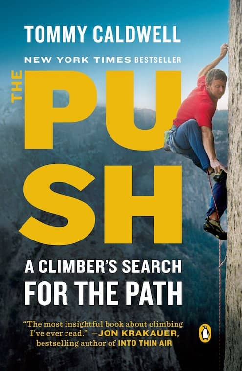 The Push A Climber's Search For The Path